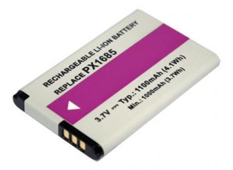 Camcorder battery 3,7V 900mAh for Toshiba Camileo S20-B