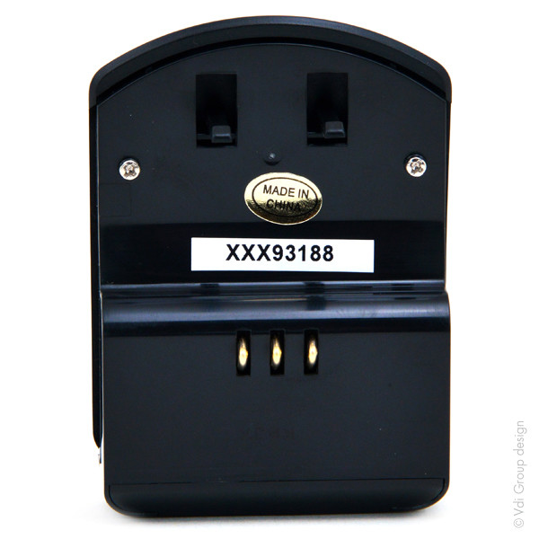Chargers and/or Charging Plates for Digital Cameras and Camcorders for Panasonic Lumix-DMC-TZ40K