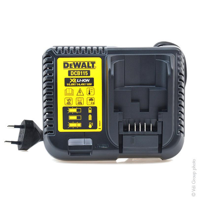 Dewalt Charger 10 8v 18v Li Ion Dcb115 Cel1t07